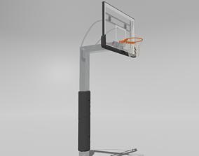 rim 3D Basketball Hoop