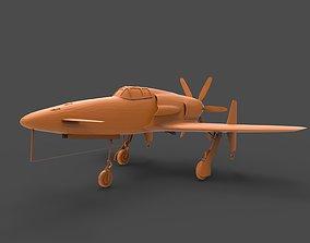 3D print model Kyushu J7W Shinden