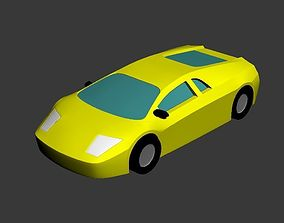 Lamborghini Countach 3D printable model