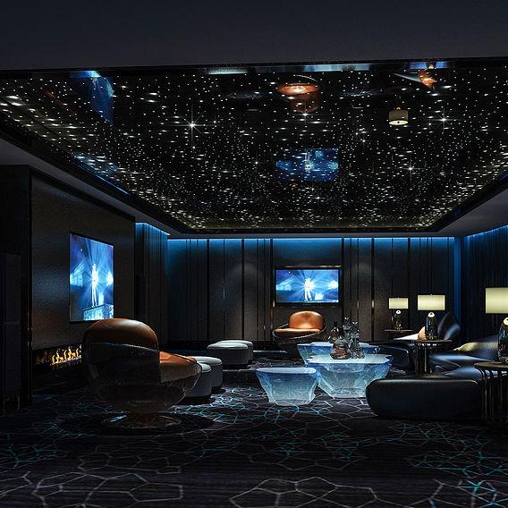 Night club KTV