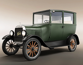 Ford Model T vehicle