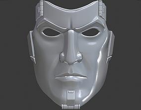 3D printable model Handsome Jack Mask from Borderlands 2