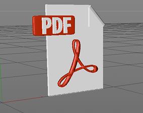 3D Pdf File