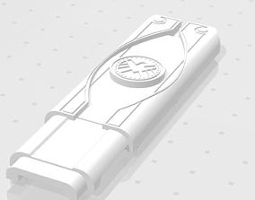 Winter Soldier Flash Drive - USB Key 3D print model