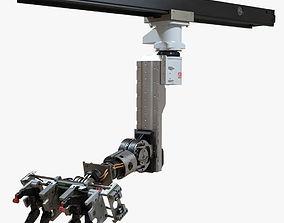 Robot Arm 3D rigged