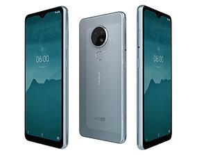 Nokia 6 2 Ice 3D