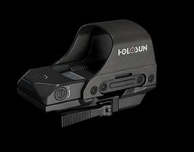 3D model Holosun HS510C REFLEX SIGHT