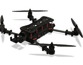 DIY 3d printed drone