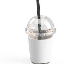 3D model Take-Out Cup