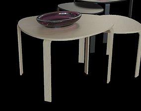 IKEA svalsta nesting table 3D model