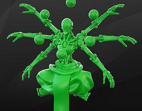 Zenyatta - Overwatch 3D printable model