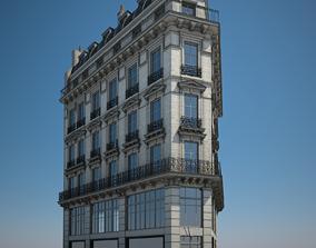 3D model Old Building XI