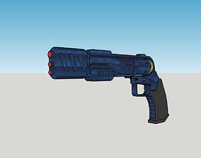 3D print model Ronon Dex Particle Magnum