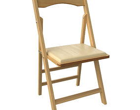 3D asset Chair-14