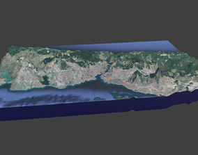 3D asset realtime Istanbul