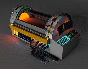 3D asset BEST AND THE CHEAPEST LAB CAPSULE v2 HIBERNATION