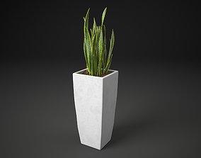 3D Modern Flower