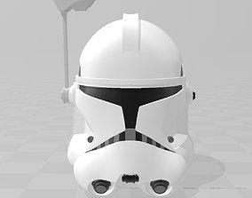 Star Wars Captain Rex Phase II Helmet 3D printable model