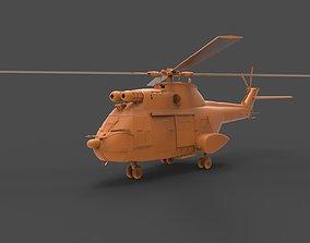 3D printable model SA 330 Puma