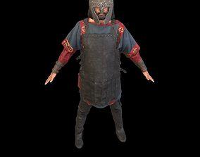Ancient Soldier 3D model