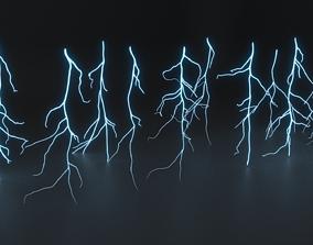 Lightning Asset Pack 3D model