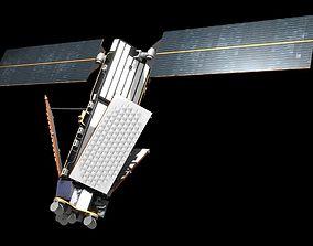 iridium 3D model Iridium Satellite