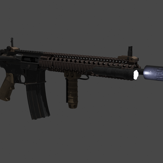 M4A1 Rifle