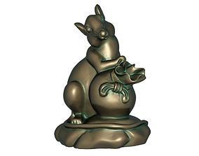 3D print model Zodiac Mouse