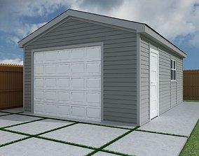 house residential Garage 3D