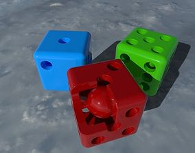 One Dice 3D print model