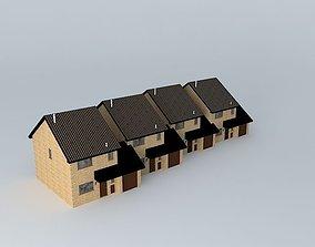 3D Dursley House