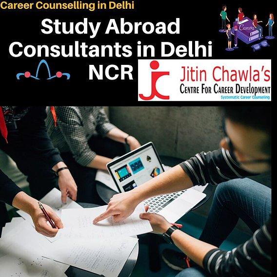 Study Abroad Consultants in Delhi NCR