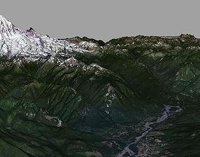 Mount Rainier 3D
