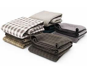 3D Blanket collection 02