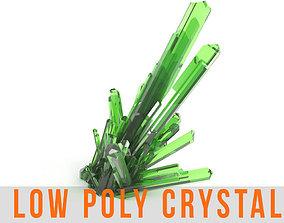 Crystal Diamond Ultra Realistic lowpoly 3D model