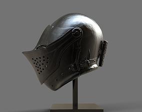 Jousting Helmet II 3D printable model