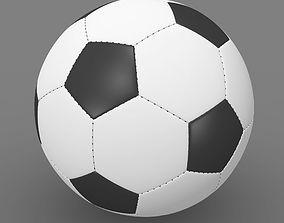 3D model Soccer ball sports