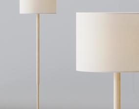 3D Elden Floor Lamp