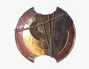 Bayek Shield - Fan Art 3D model