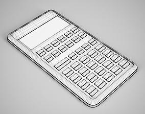 Calculator 25 3D