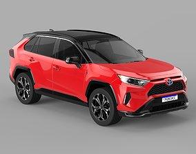 2020 Toyota RAV-4 3D