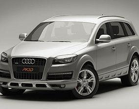 Audi Q7 2010 3D