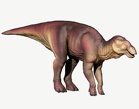 3D model game-ready Edmontosaurus