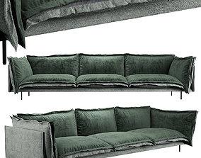 3D Auto-Reverse 3 Sofa