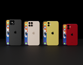 Concept of iPhone 12 All Models According to leaks