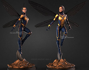 The Wasp - Evangeline Lily 3D print model