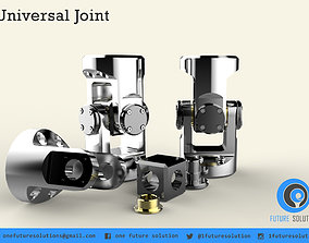 Universal Joint 3D