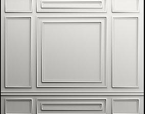 Wall molding 3D