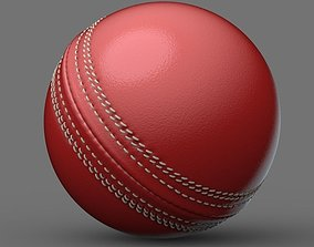 cricket ball 3D print model