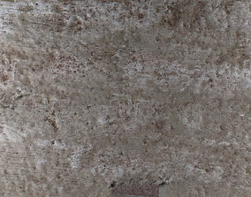 PBR Concrete 12 - 8K Seamless Texture with 5 3D model